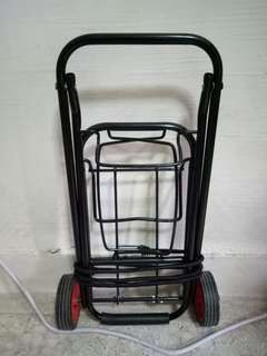 Foldable Hand Carry Trolley