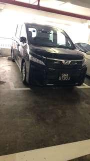 Toyota Voxy 1.8L Hybrid