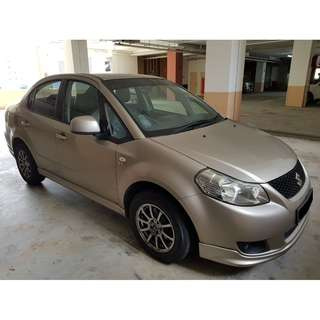 Suzuki Sx4 Sedan - Ready for Grab/Personal Use