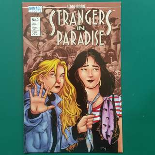Strangers In Paradise No.2 comic