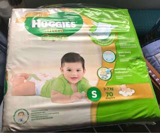 Huggies Ultra Diapers Size S