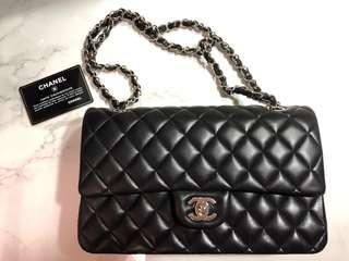 Chanel Classic Flap Medium Black
