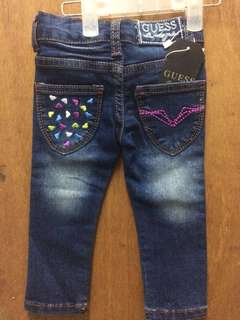 LELONG! Guess Jeans(baby girl)