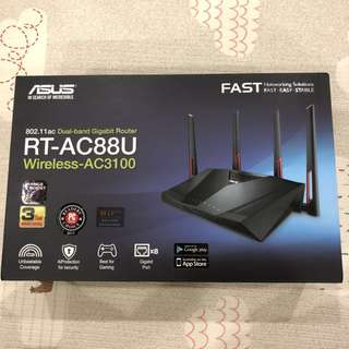BRAND NEW Asus RT-AC88U Router