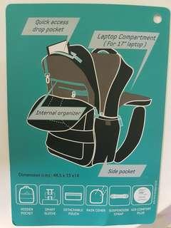 American tourister backbag
