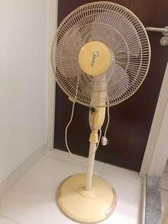 Midea 美的16吋座地風扇