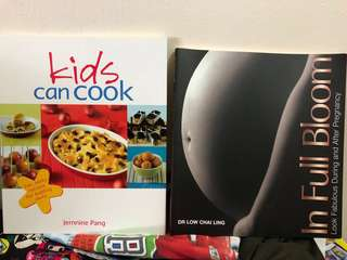 🚚 Cook Books / Pregnancy Books