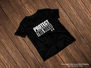 Under Armour Protect This House Shirt