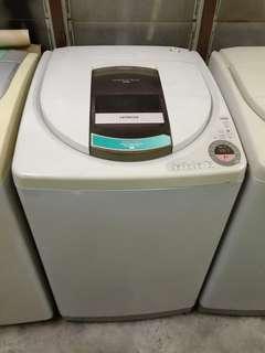 hitachi washing machine 11kg
