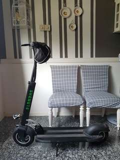 Excellent E-Scooter Shengte 36V 18.2Ah