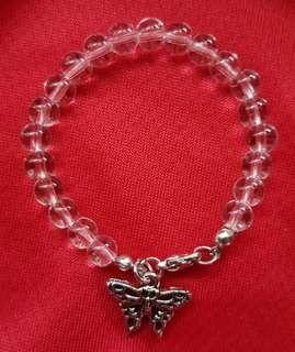 Natural Clear Quartz Bracelet