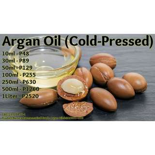 Morocco Argan Oil (Cold-Pressed) - Certified Organic