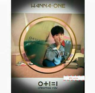 [WTS FAST!!]Wanna One I Promise You Jaehwan Mirror Card