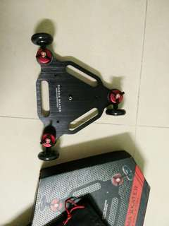 Cinema skater dslr dolly