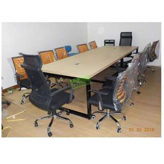 12pcs RS129 MESH OFFICE CHAIRS--KHOMI