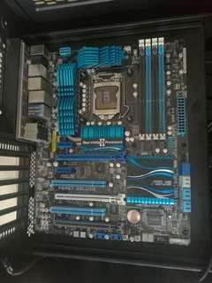 Asus P6P87 Deluxe Motherboard