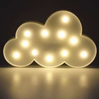 [Rent] Cloud Marquee LED Light