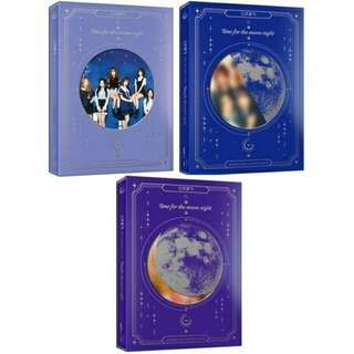 [PO] GFRIEND - TIME FOR THE MOON NIGHT