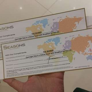 GIFT CERTIFICATE BY ONE TAGAYTAY PLACE
