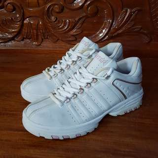 Starter White Rubber Shoes