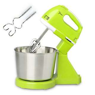 Stand/hand mixer