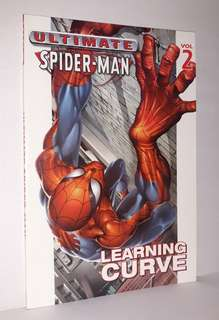 Ultimate Spider-man vol. 2: Learning Curve TPB
