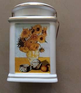 🚚 向日葵茶罐