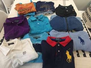 Polo gap 3-4 years old kids wear