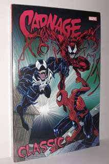 Spider-man/Carnage Classic TPB