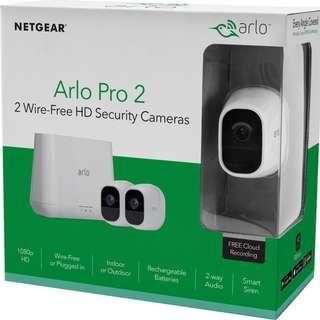 🚚 Netgear Arlo Pro 2 ( VMS4230P )  2 Camera/4 Camera
