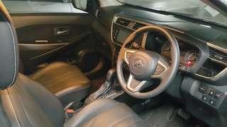 Perodua Myvi 2018 interior  (advance)