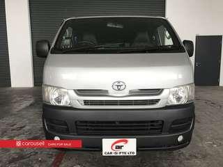 Toyota Hiace 3.0