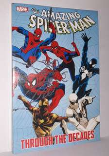 The Amazing Spider-man: Through the Years TPB
