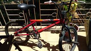 Rush sale: Iron Horse LZ Trickster Bmx Bike