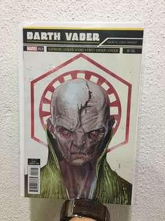 Star Wars Darth Vader #13 Galactic Icons Variant