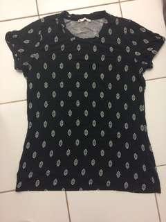 Size 8 Patterned Shirt