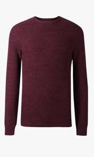 M & S Pure Textured Jumper or Sweater