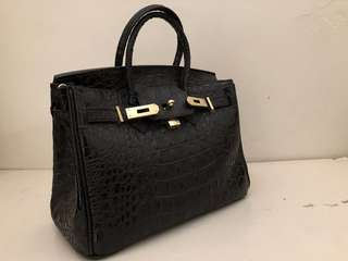 Birkin inspired handbags