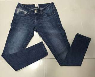 Authentic River Islands Skinny Jeans