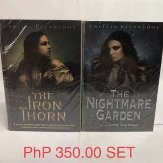The Iron Thorn Series