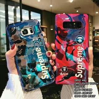 BLURAY SUPREME CASE For Oppo A83, F5, F3, F1S, A39, Neo 9