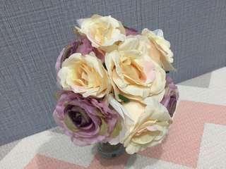 Bunga Mawar Campur