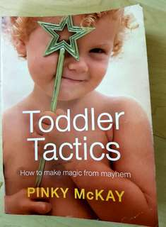 Toddler Tactics How to make magic