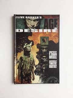 Clive Barker's Age of Design.