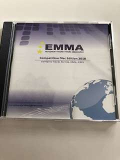 Emma Competition CD 2018