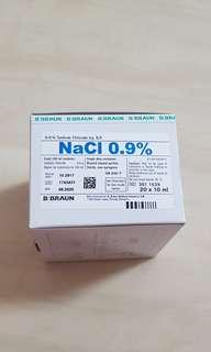 Braun 0.9% Sodium Chloride 10ml x 16 pcs