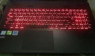 Asus ROG Laptop Upgraded RAM