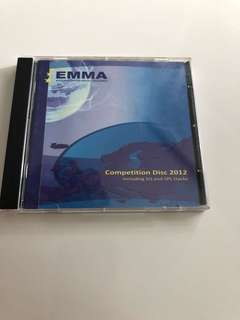 Emma Competition CD 2012