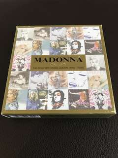 Madonna The Complete Studio Albums (1983-2008)