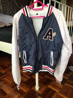 Baseball Bomber Jacket